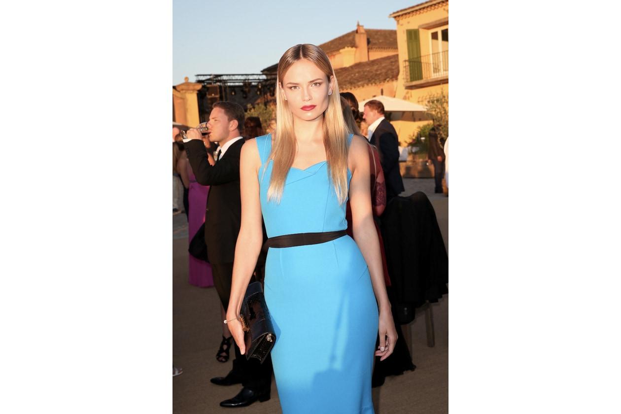 Leonardo DiCaprio Foundation Gala Natasha Poly