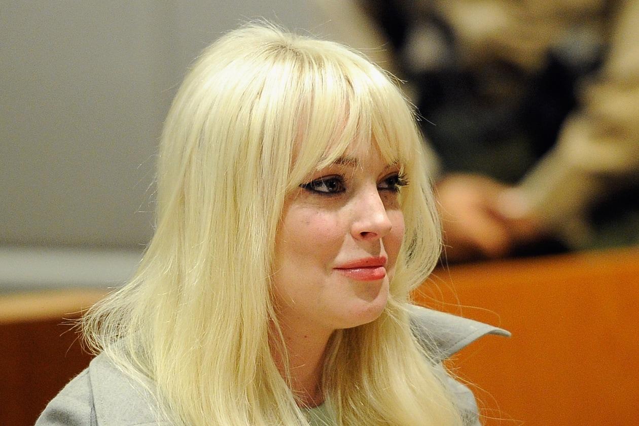 Lindsay Lohan: colore e taglio sbagliati reloaded