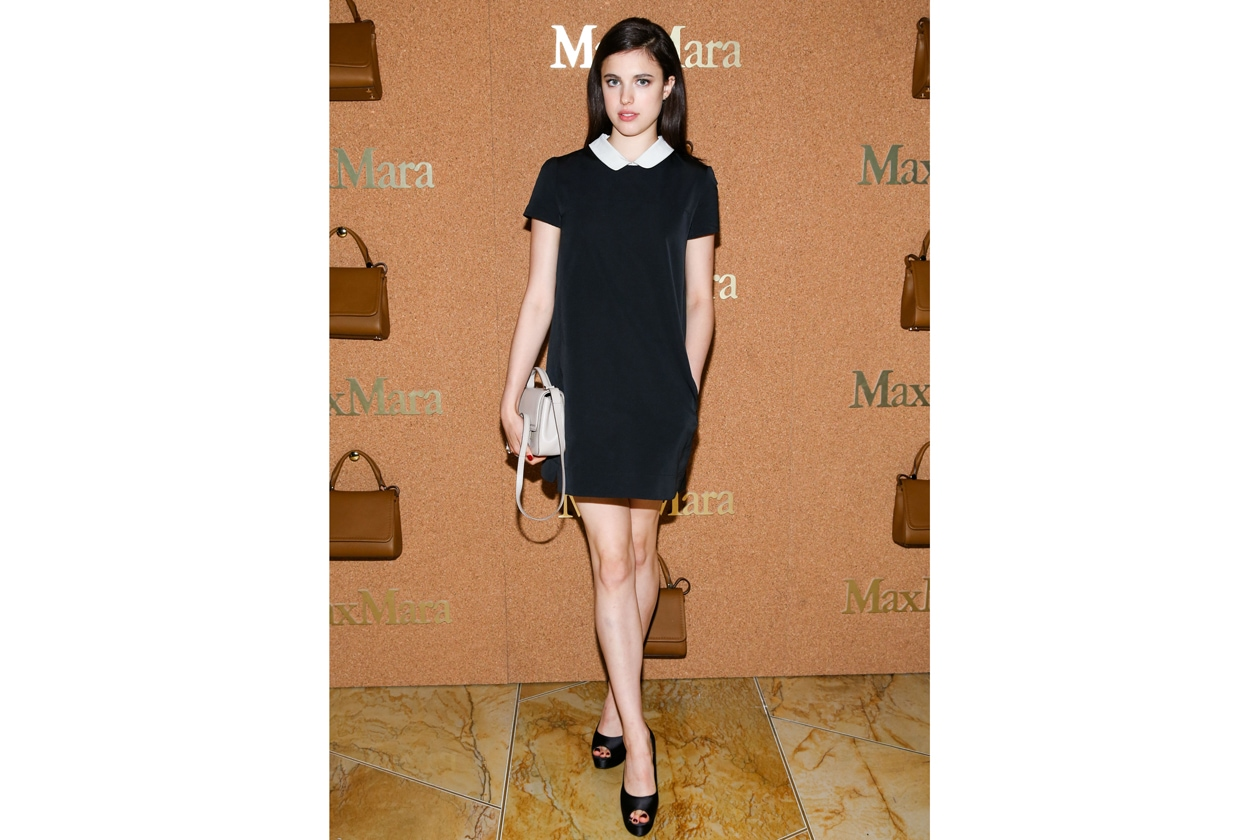 Margaret Qualley in Max Mara 03