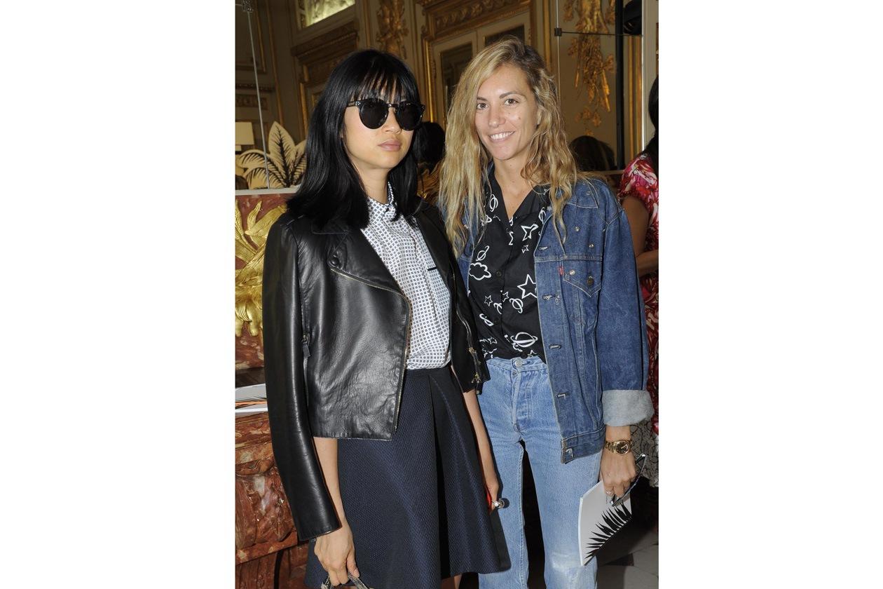 Mimi Xu & friend
