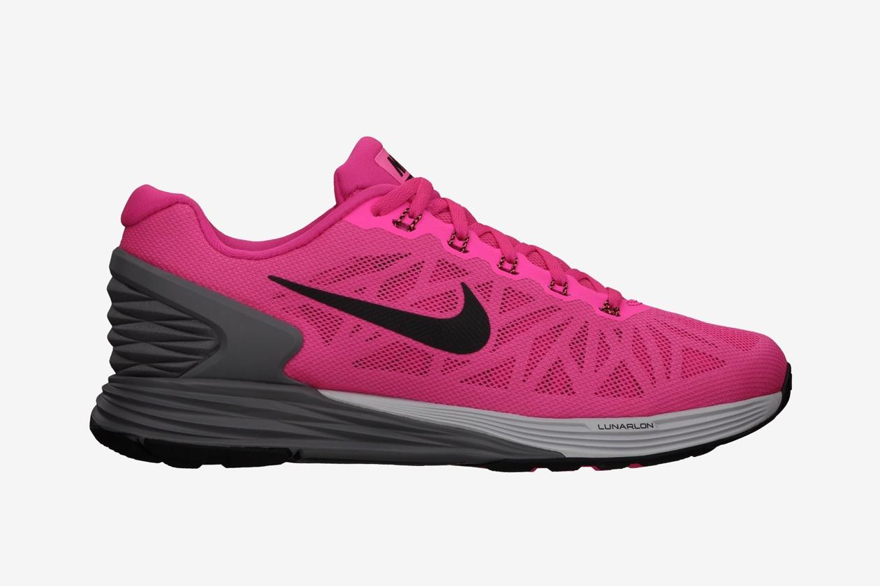 Nike LunarGlide 6 Womens Running Shoe 654434 600 A