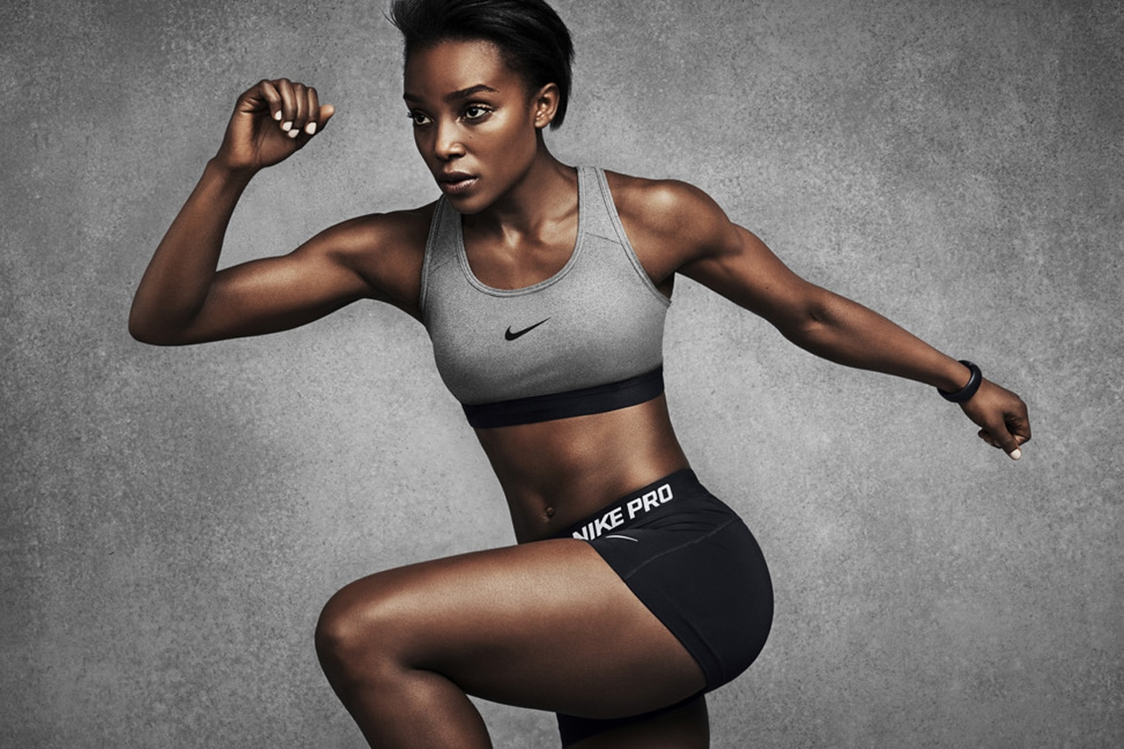 Nike Pro Classic Bra 1 detail
