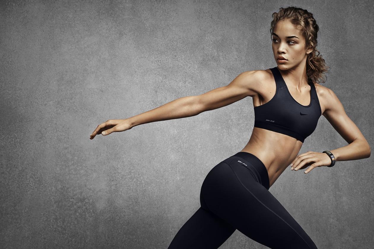 Nike Pro Classic Padded Bra 1 detail