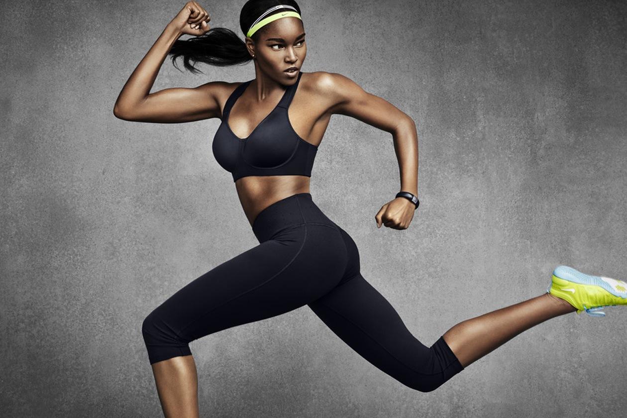 Nike Pro Rival Bra 1 detail