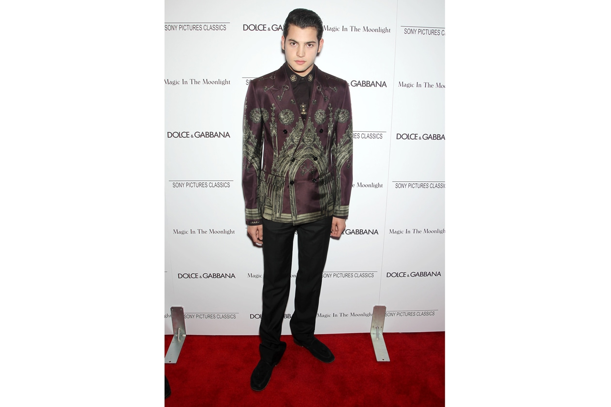 Peter Brant 'Magic in the Moonlight' NY Premiere July 17 2014