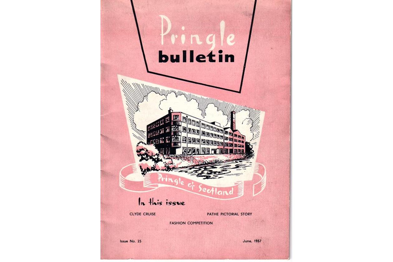 Pringle Bulletin June 1957(1)