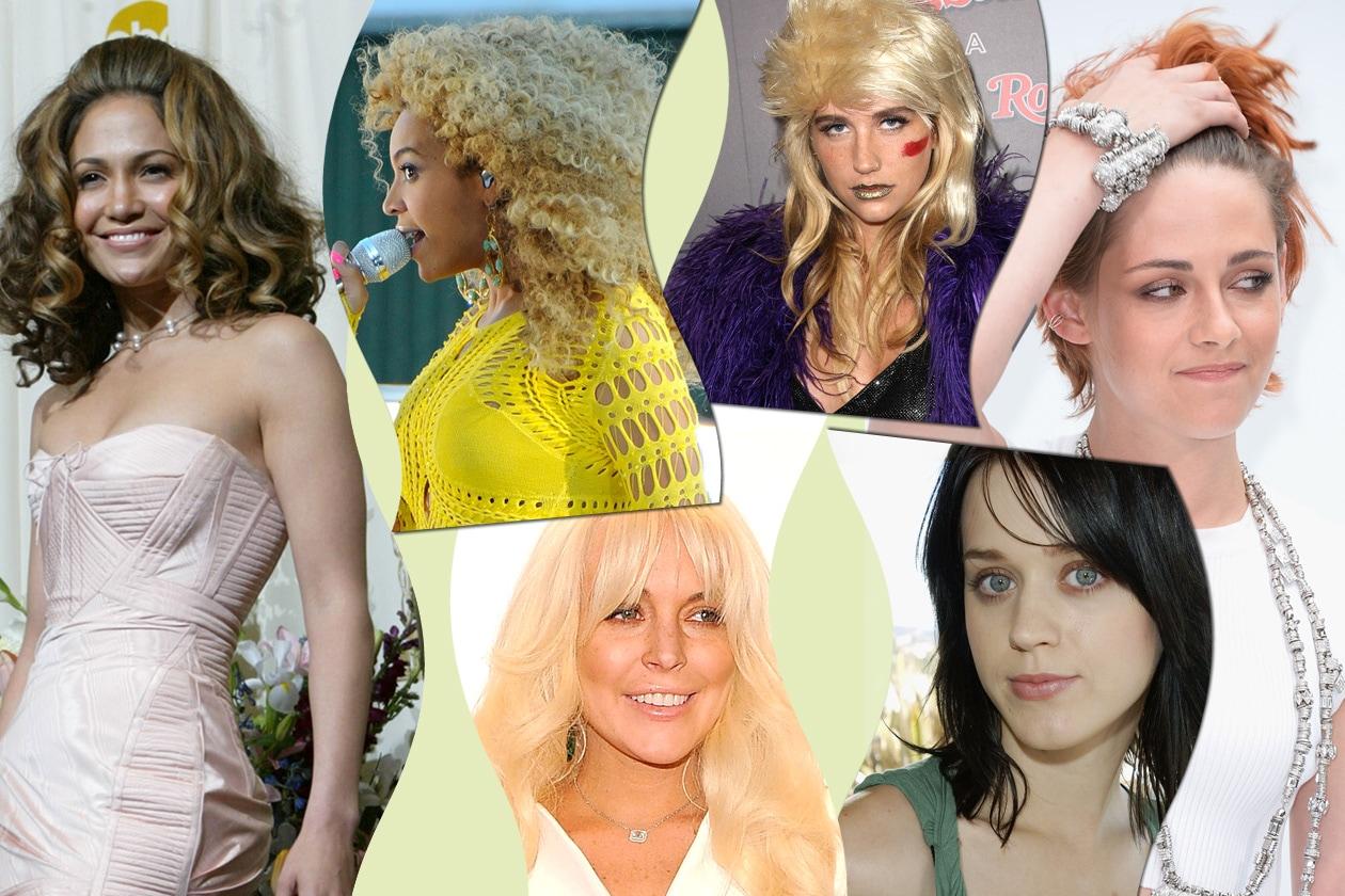 Quando le star sbagliano taglio o acconciature: scoprite tutti gli hair disaster!