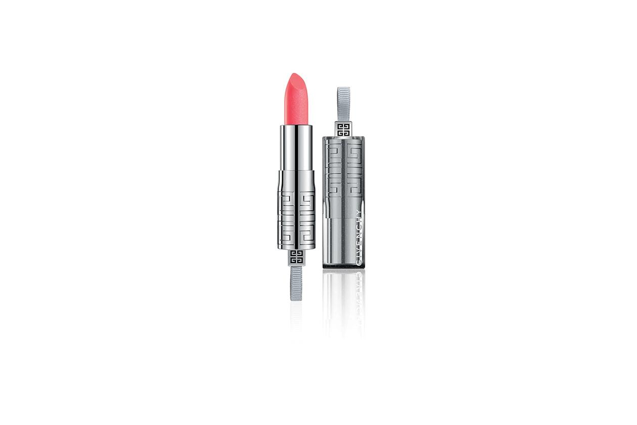 ROSA INTENSO: dedicato a chi ama labbra dai colori shocking il Rouge Interdit Shine in Rose Sensation di Givenchy