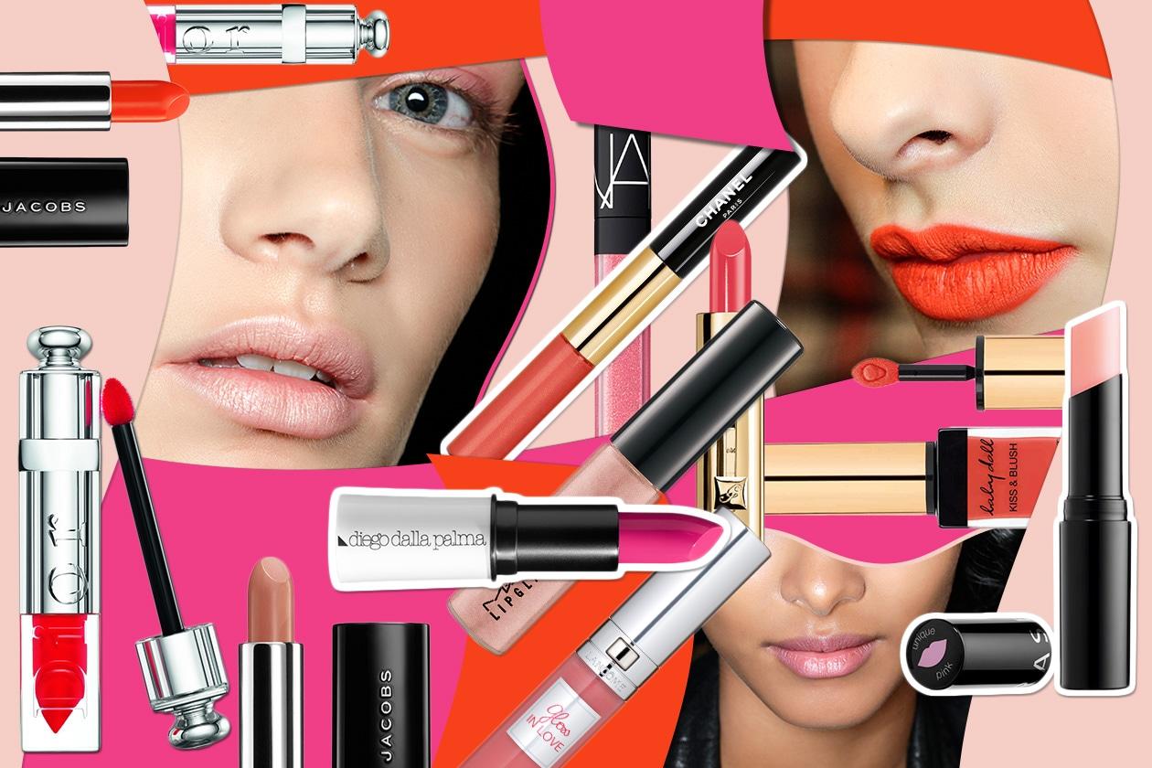 Rossetti estivi: scegliete il colore giusto per le vostre labbra dalla selezione di Grazia.IT
