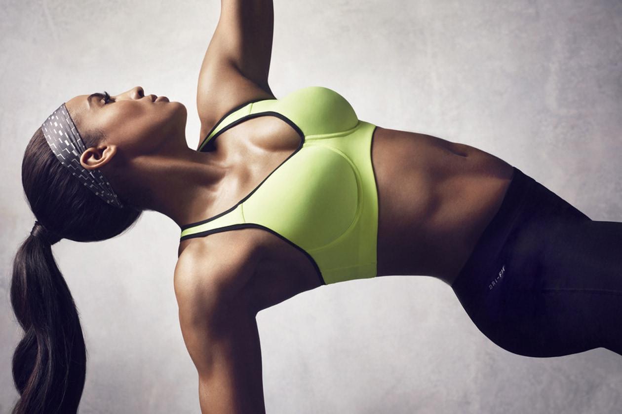 Skylar Diggins Nike Pro Rival 2 detail