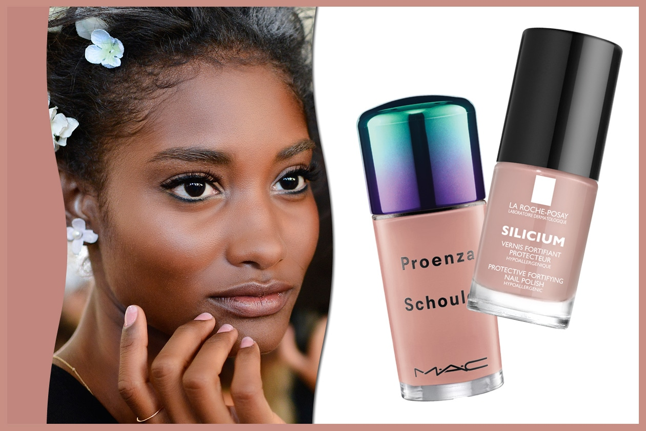THE NUDE LOOK: Zac Posen – MAC Cosmetics – La Roche-Posay