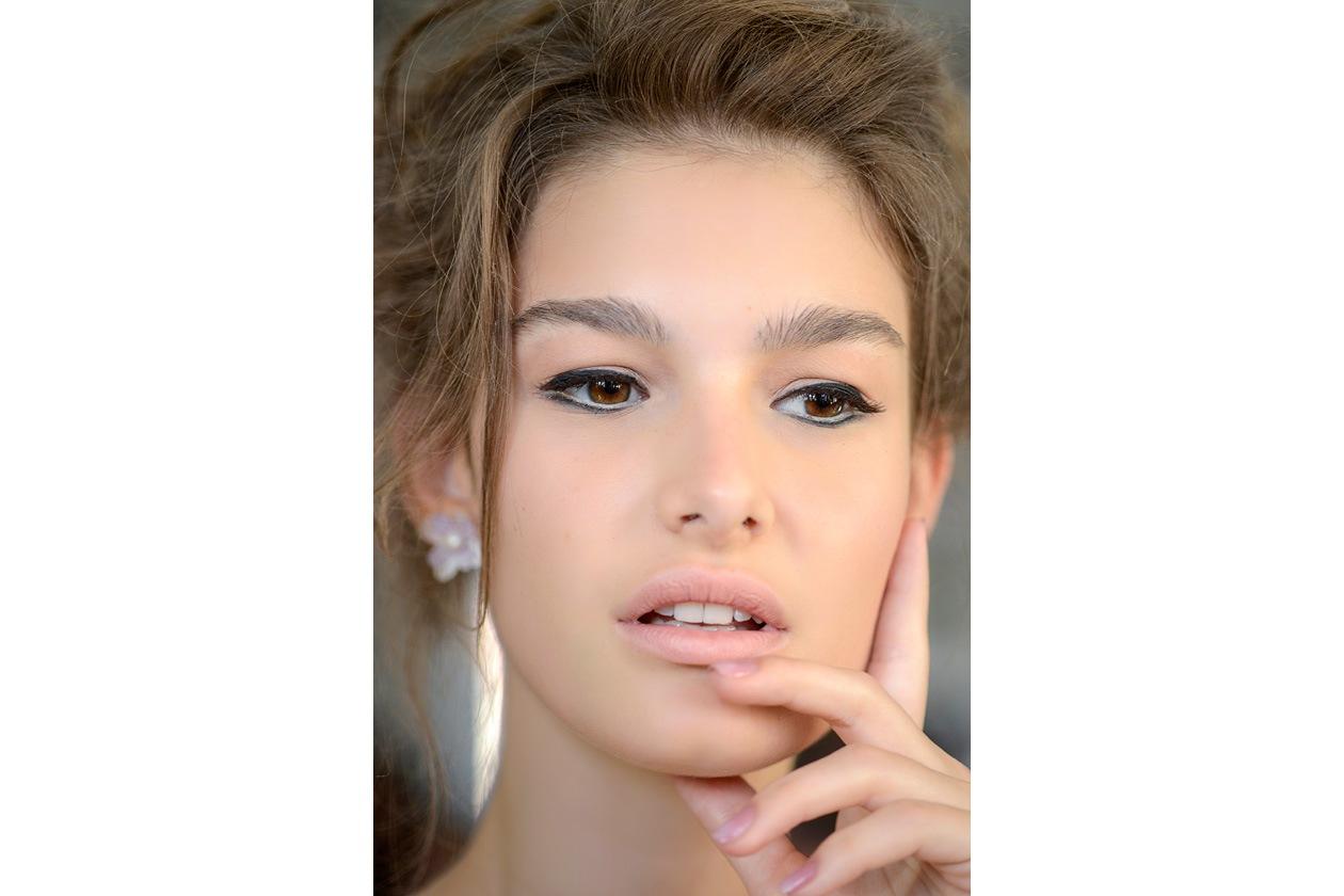Un make up ladylike (Zac Posen)
