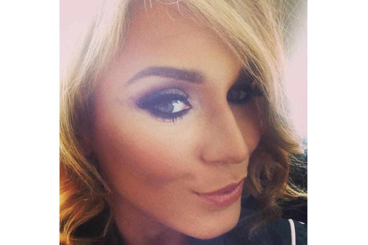 Vicky Pattison: una ventata di capelli biondi al Geordie Shore