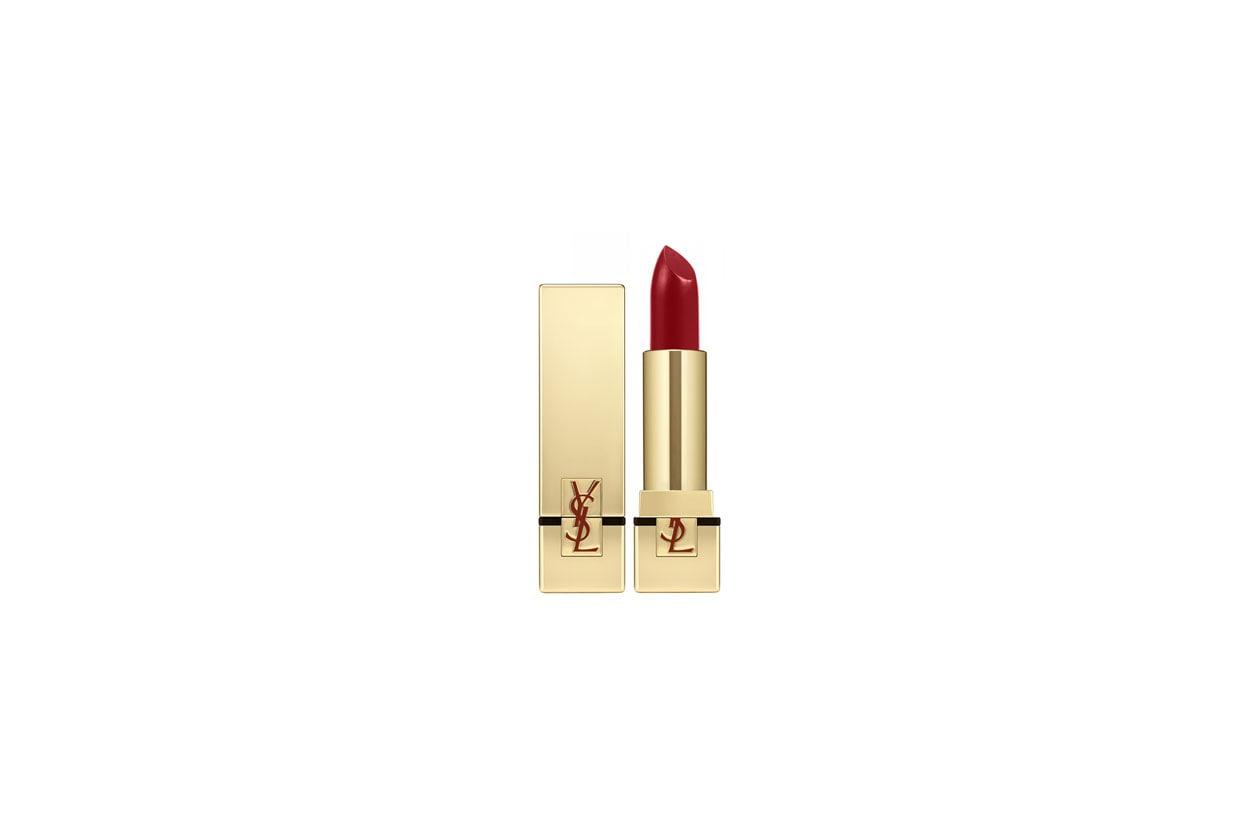Yves Saint Laurent Labbra Rouge Pur Couture rouge feau