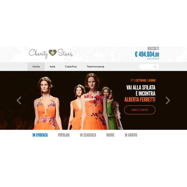 ChariryStars offre due pass per la settimana Moda Donna di Milano - Grazia.it