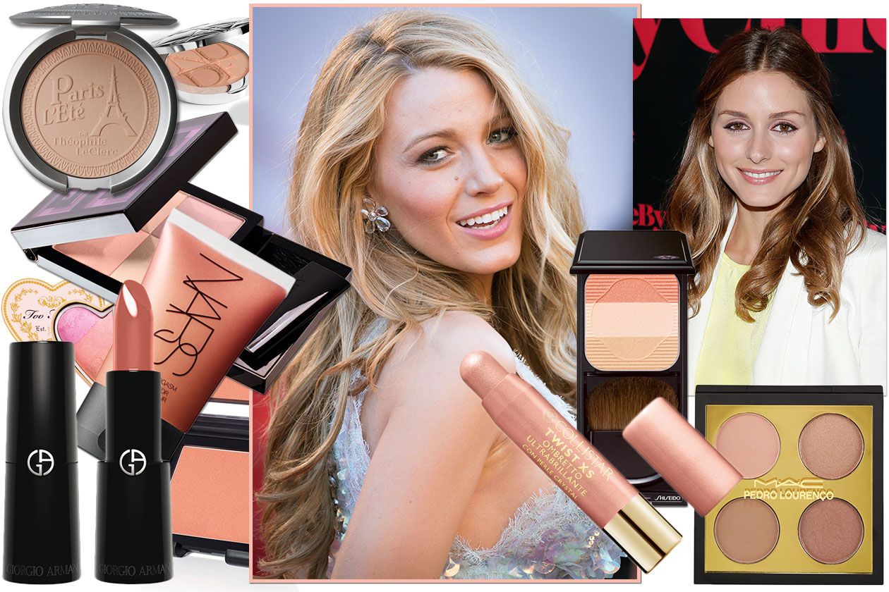 BEAUTY SUMMER NUDE MAKE UP 00 Cover collage