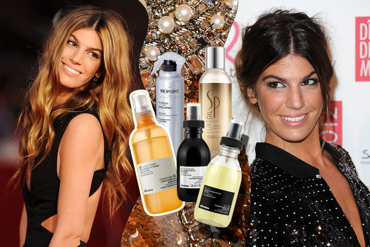 Fashion-icon e socialite dal sangue blu, Bianca Brandolini d'Adda sfoggia hair look sempre perfetti. La selezione di Grazia.IT
