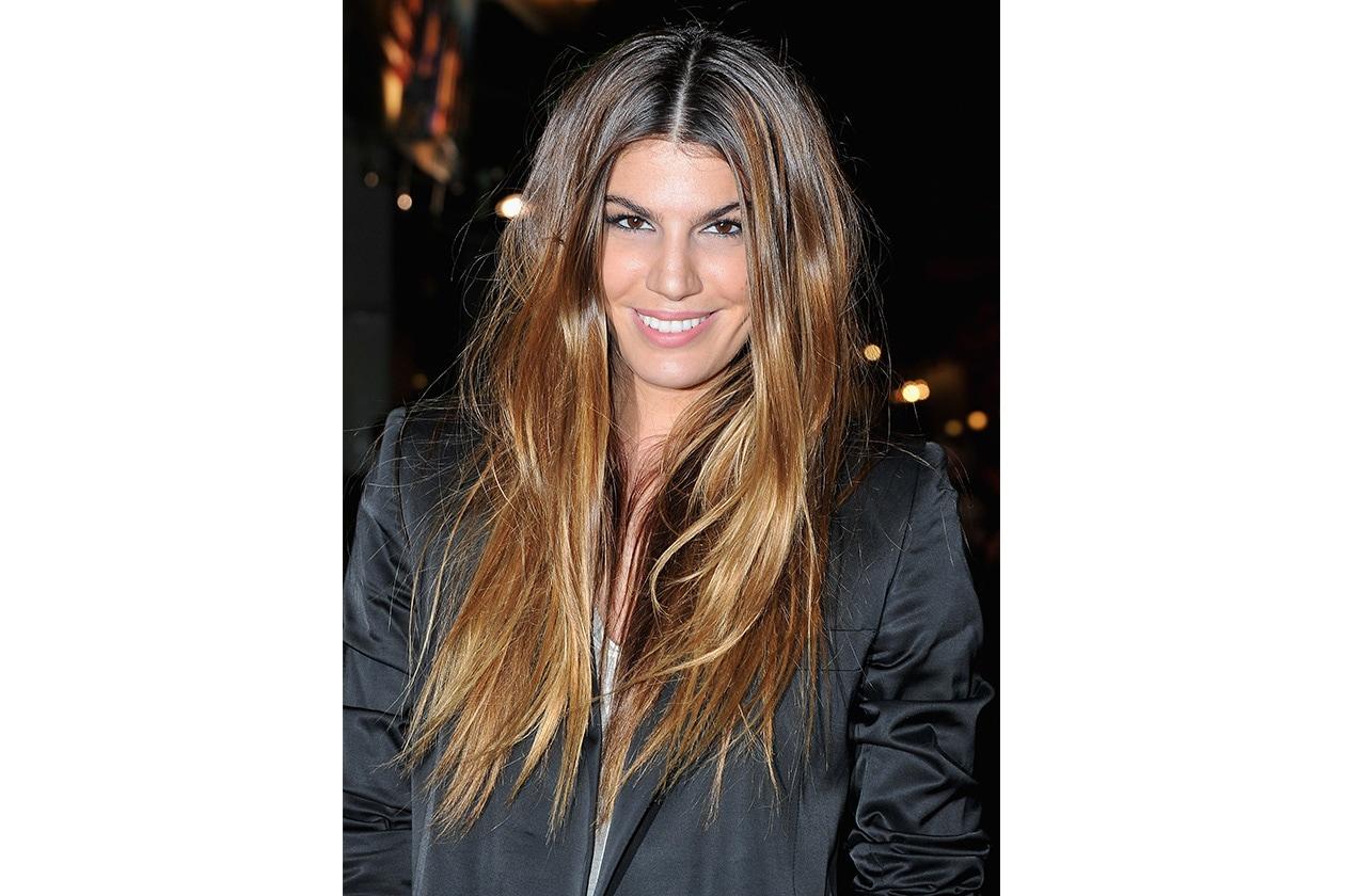 UNA PASSIONE CHIAMATA BALAYAGE: sui capelli corti o lunghissimi lasciati morbidi sulle spalle (2011)