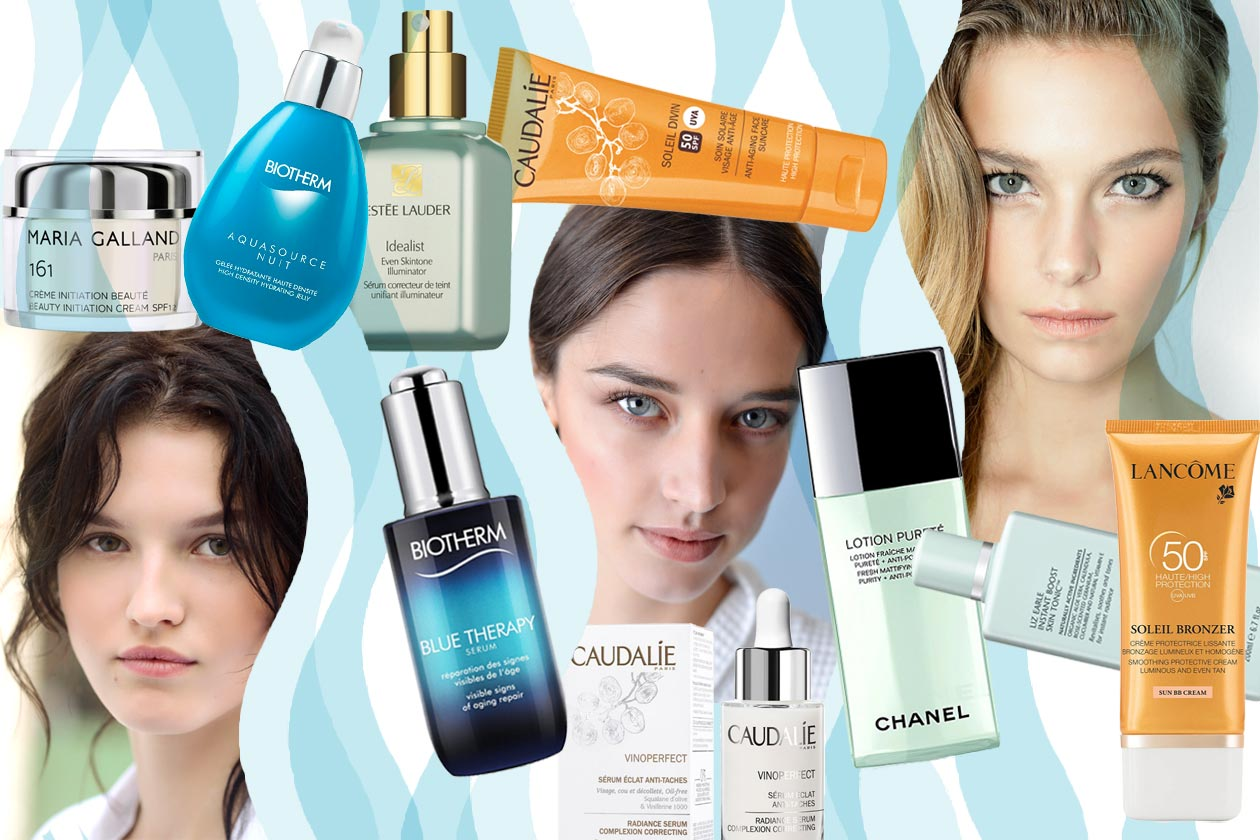 cover beauty routine mare skincare