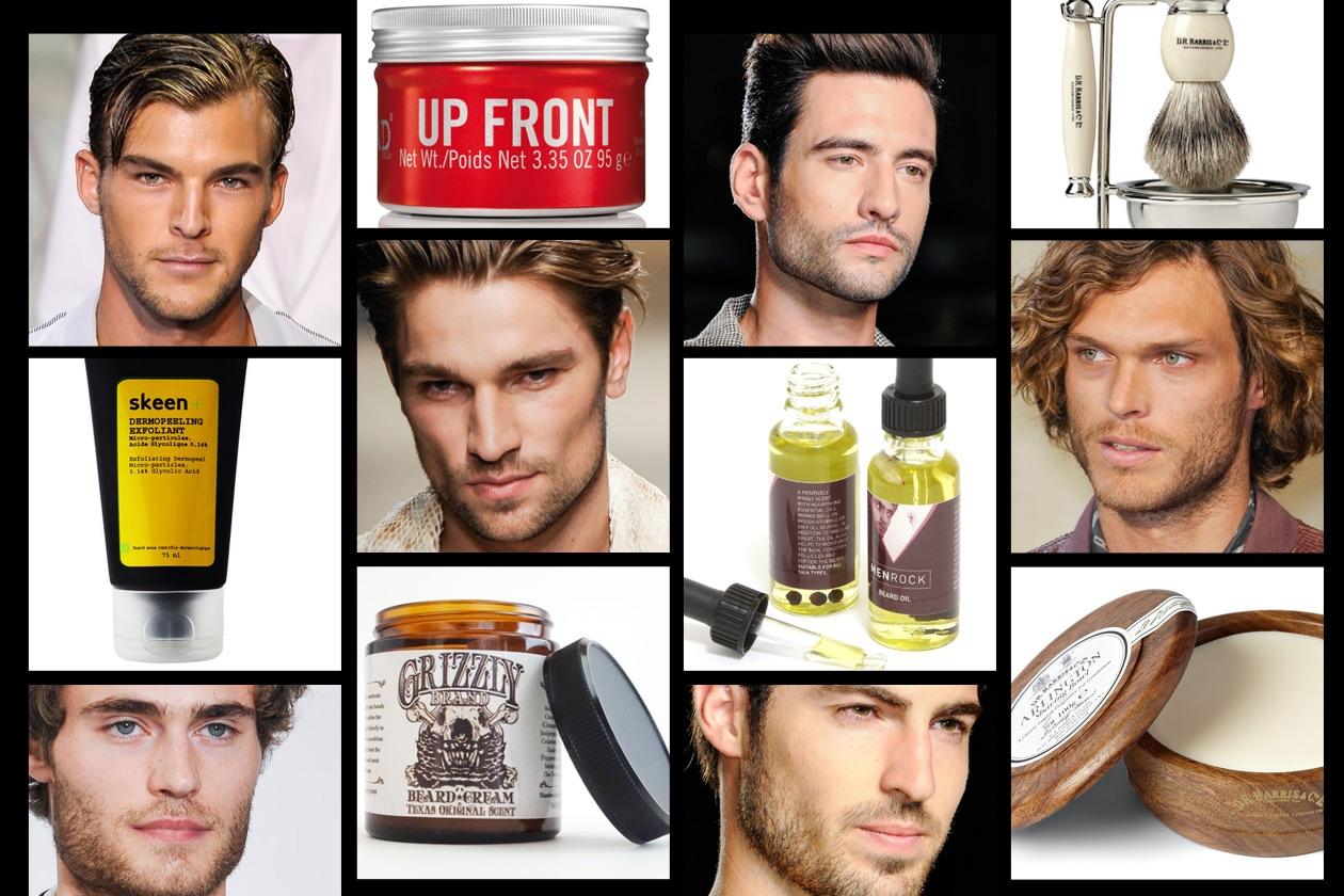 Barbe e baffi: le tendenze per l'estate 2014