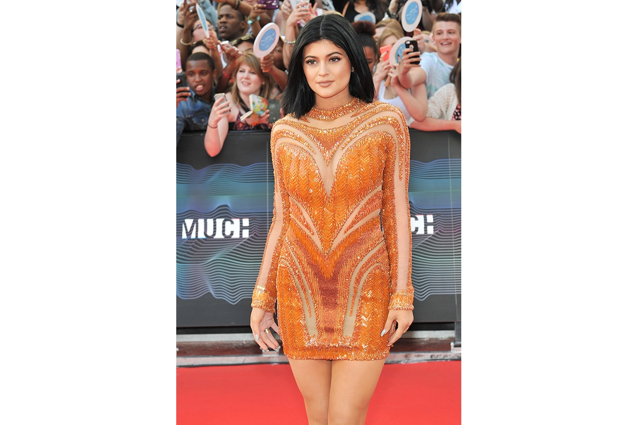 BEAUTY Kylie Jenner capelli 450691978