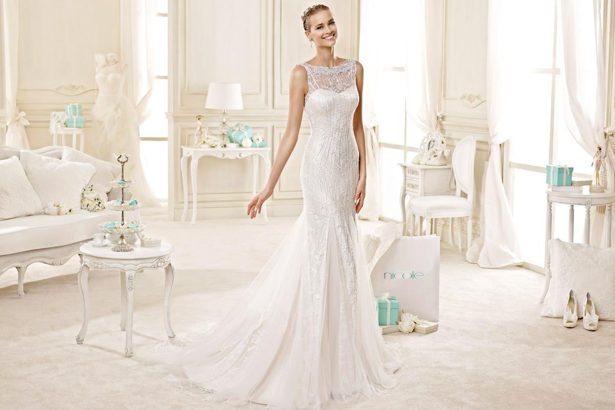 nicole spose NIAB15007DI Nicole moda sposa 2015 471