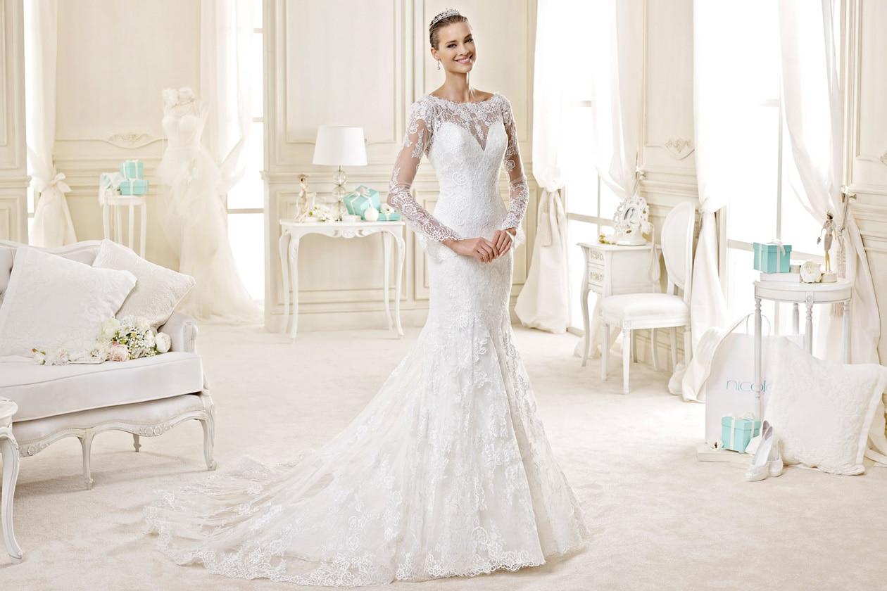 nicole spose NIAB15021IV Nicole moda sposa 2015 946