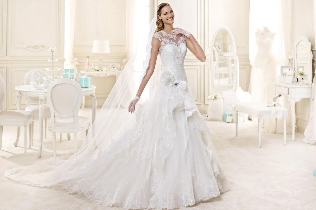 nicole spose NIAB15074IVTF Nicole moda sposa 2015 202