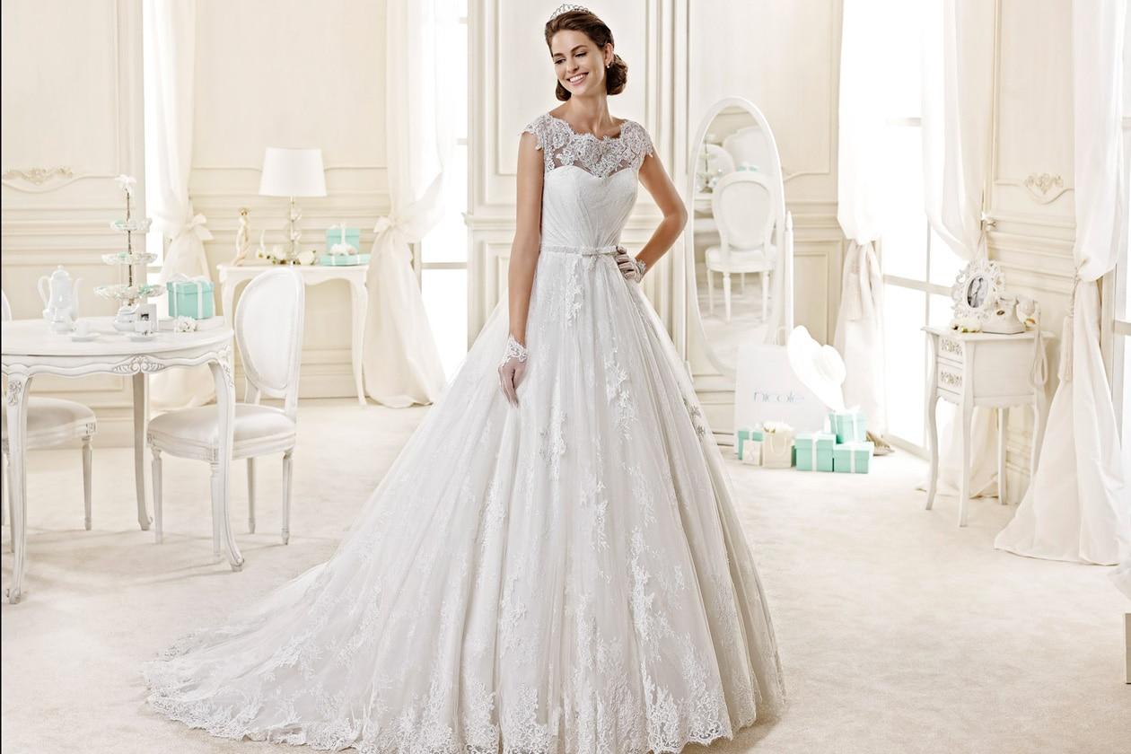 nicole spose NIAB15076IV Nicole moda sposa 2015 940