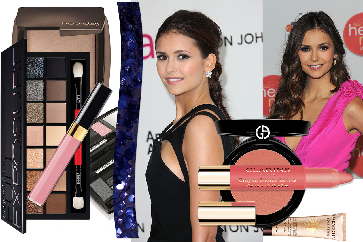 BEAUTY Nina Dobrev 00 Cover collage