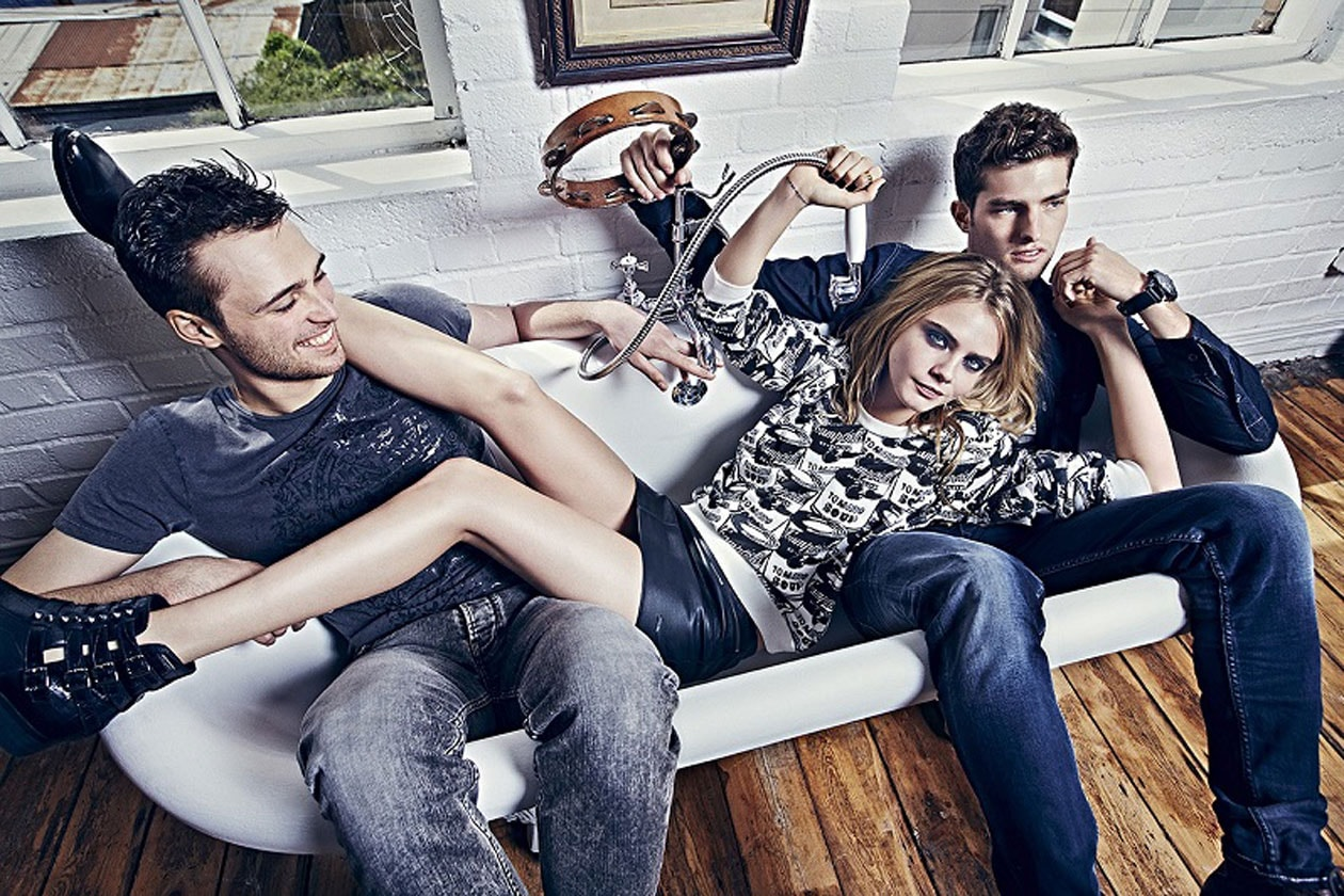 PEPE JEANS LONDON 01 FW14