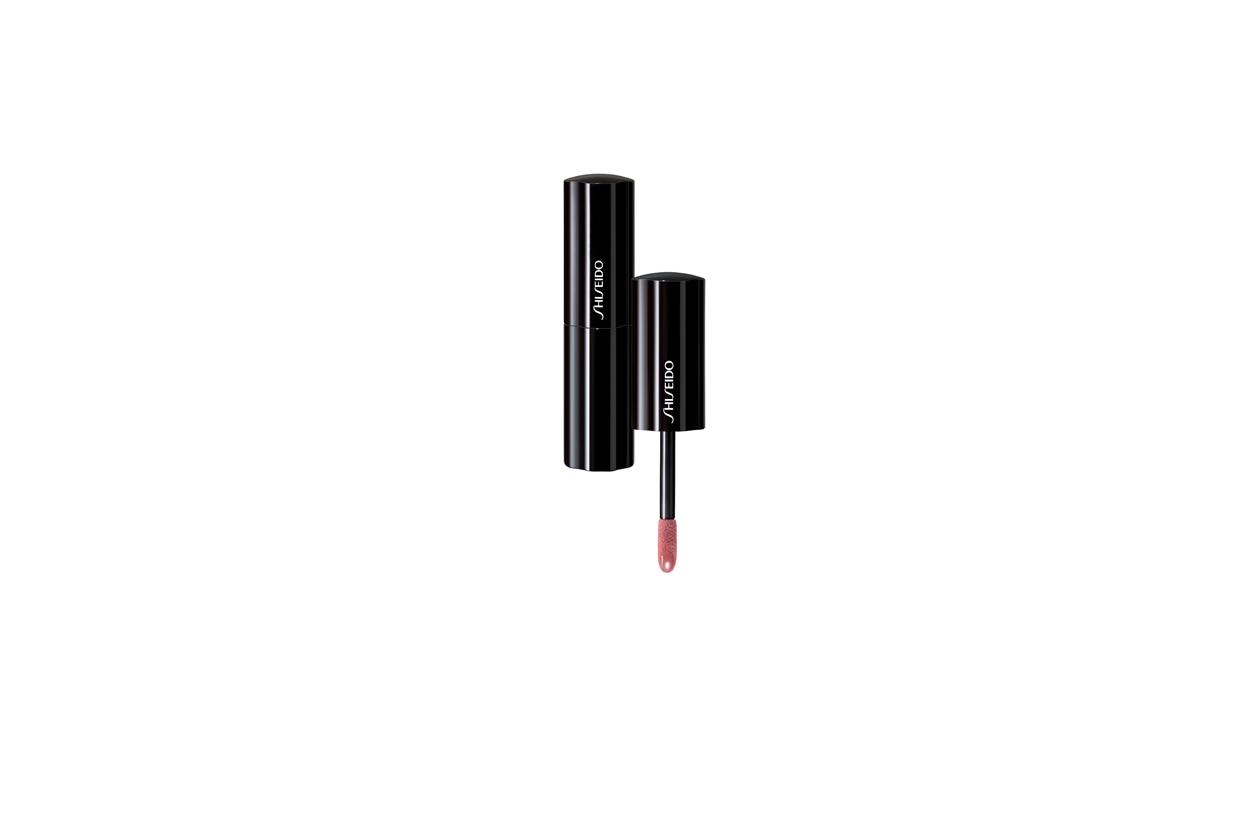 shiseido laquer rouge caramel
