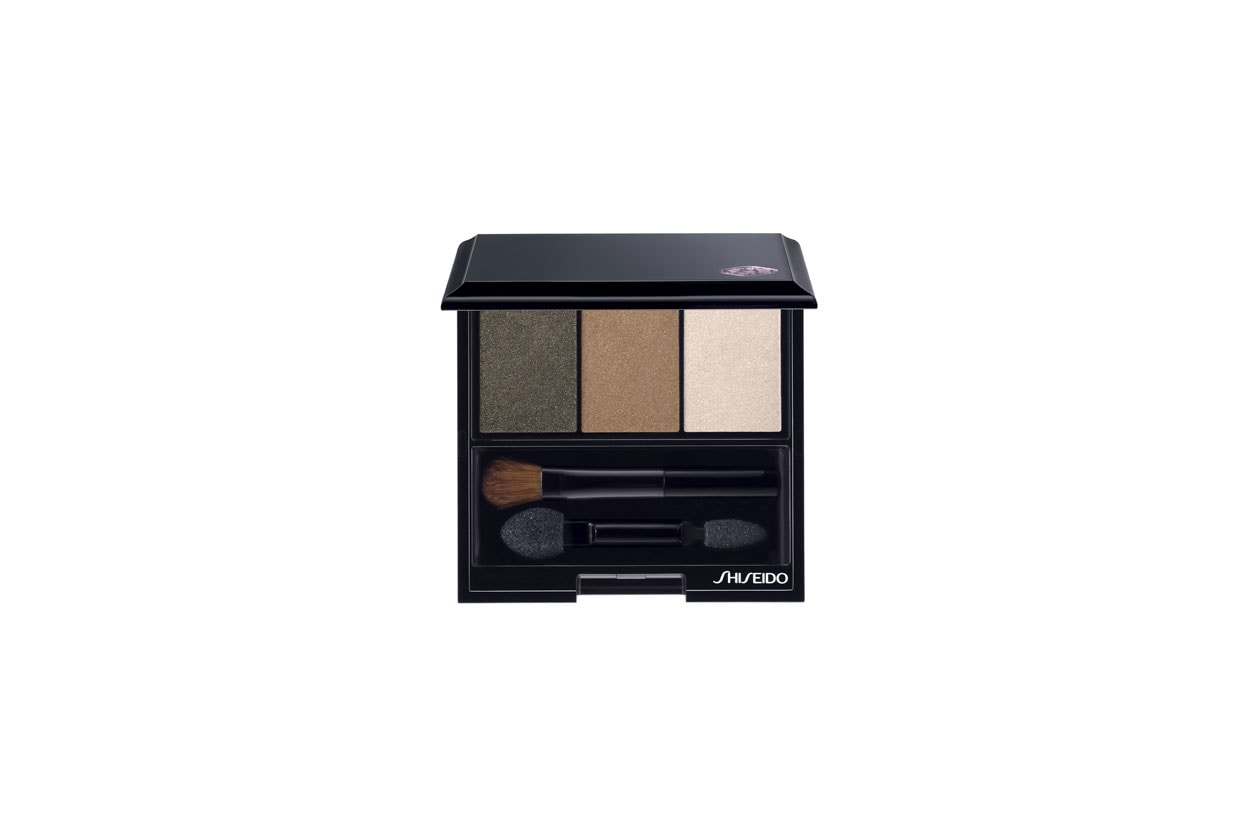 shiseido luminizing satin eye color trio strata