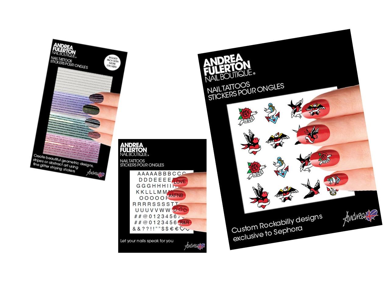 02 Andrea Fulerton Nail Gossip Tattoos Stickers