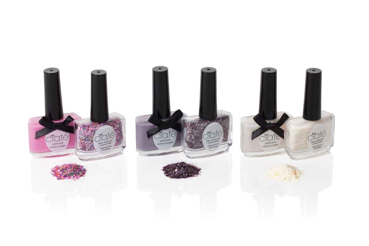 04 Ciaté Shell Manicure Products