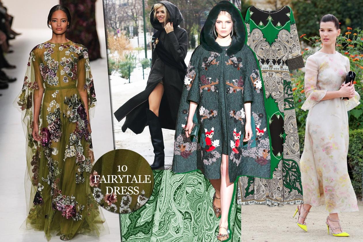 10 FAIRYTALE DRESS
