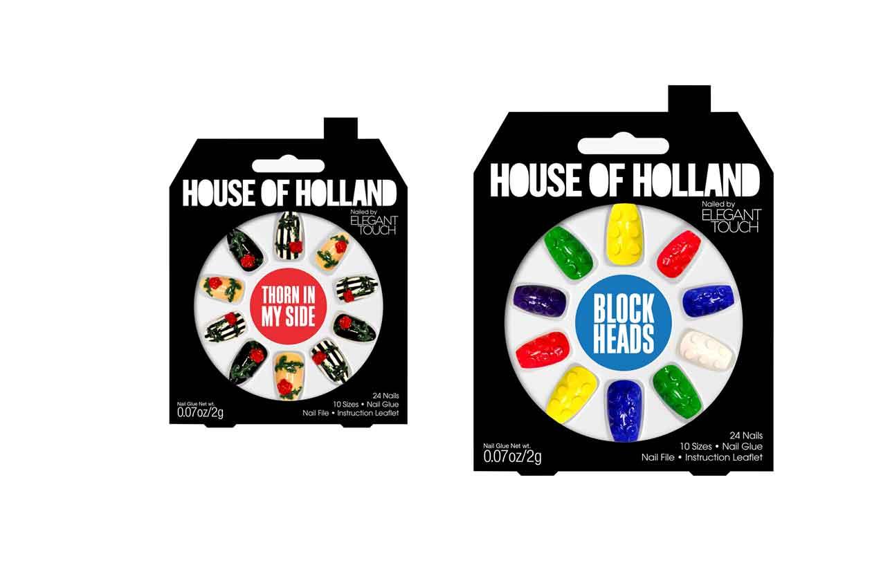 10 House of Holland Eylure
