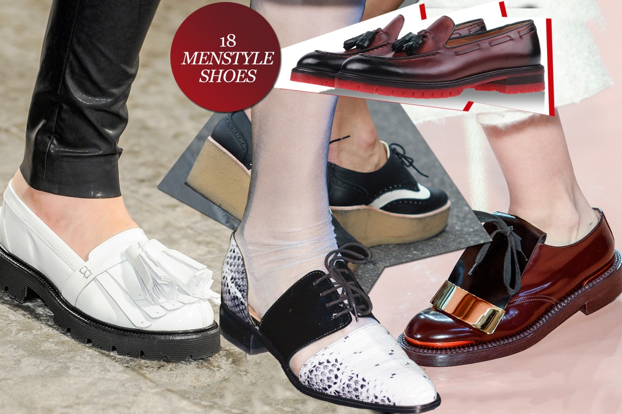 18 MENSTYLE SHOES