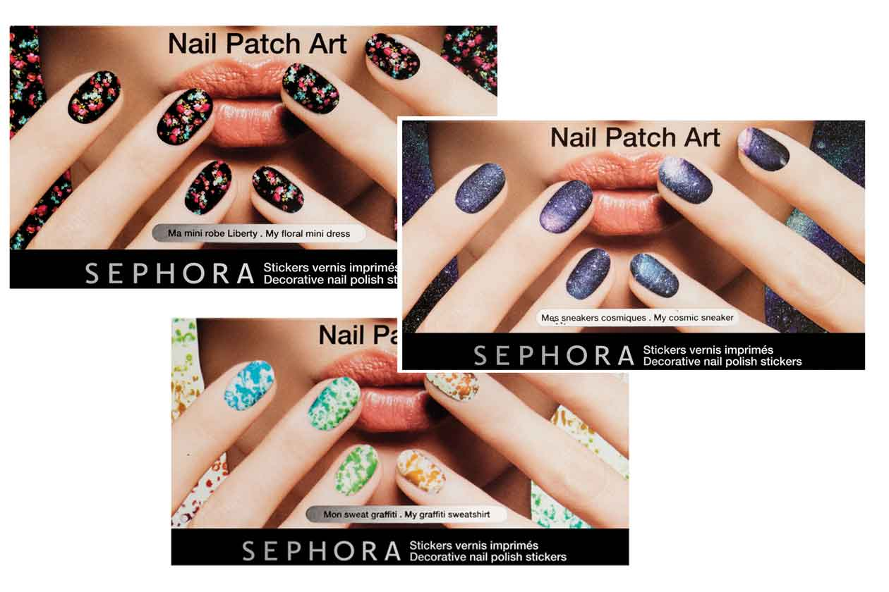 24 Sephora nail patch