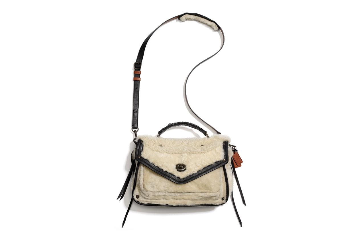 33953 Shearling Rhyder Messenger Bag
