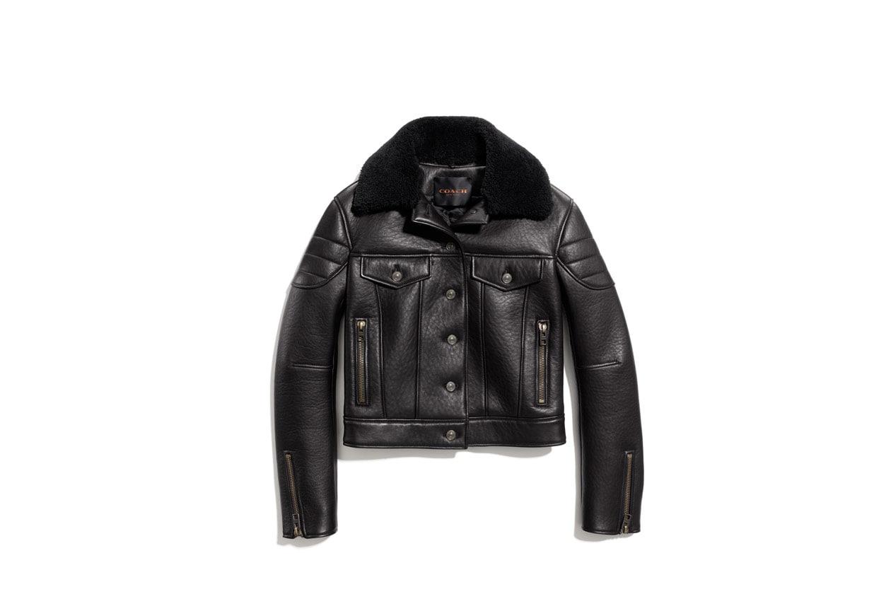 85488 Leather Biker