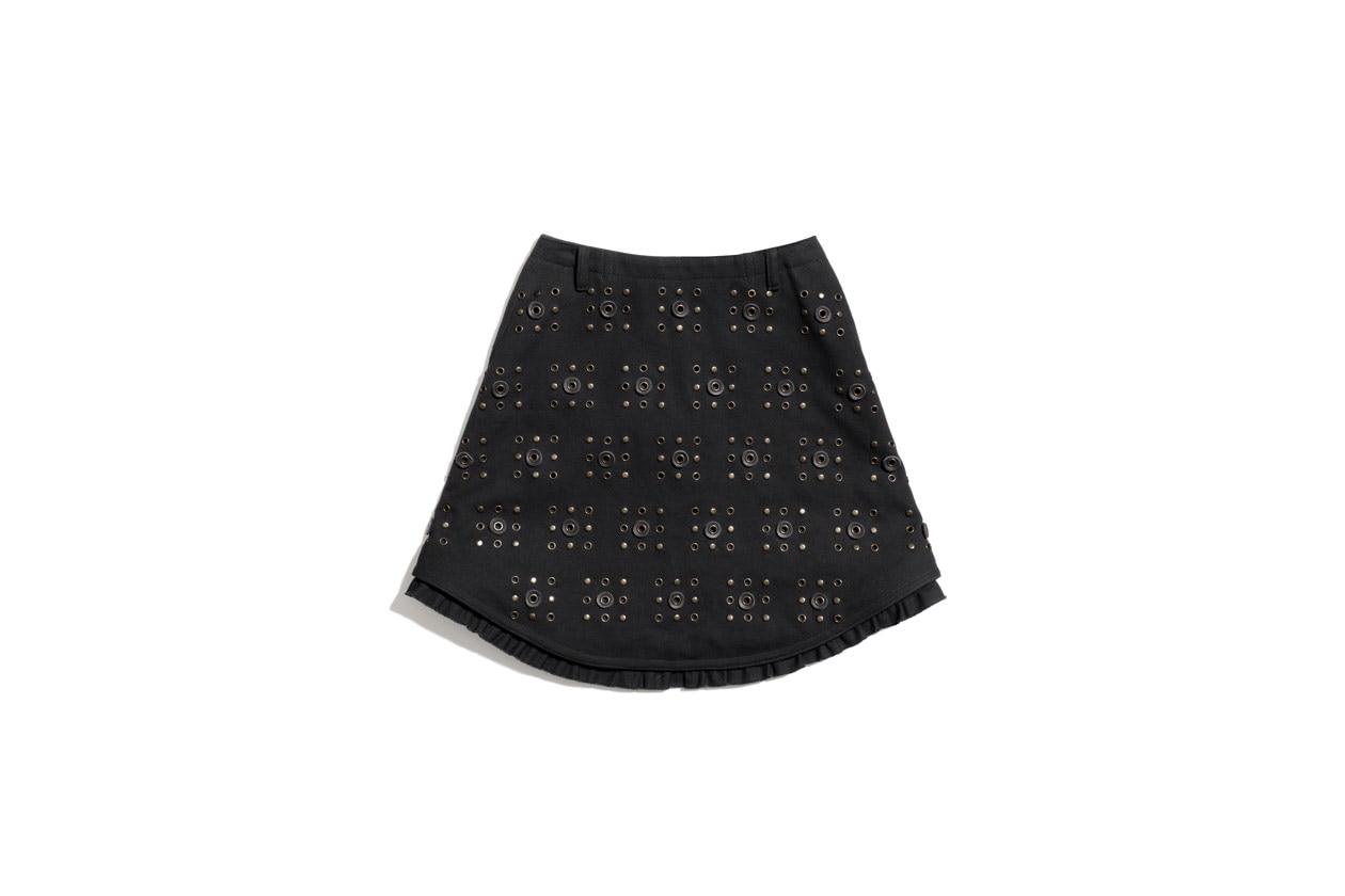 85523 Round Hem Skirt with Grommets 475GBP Net a porter