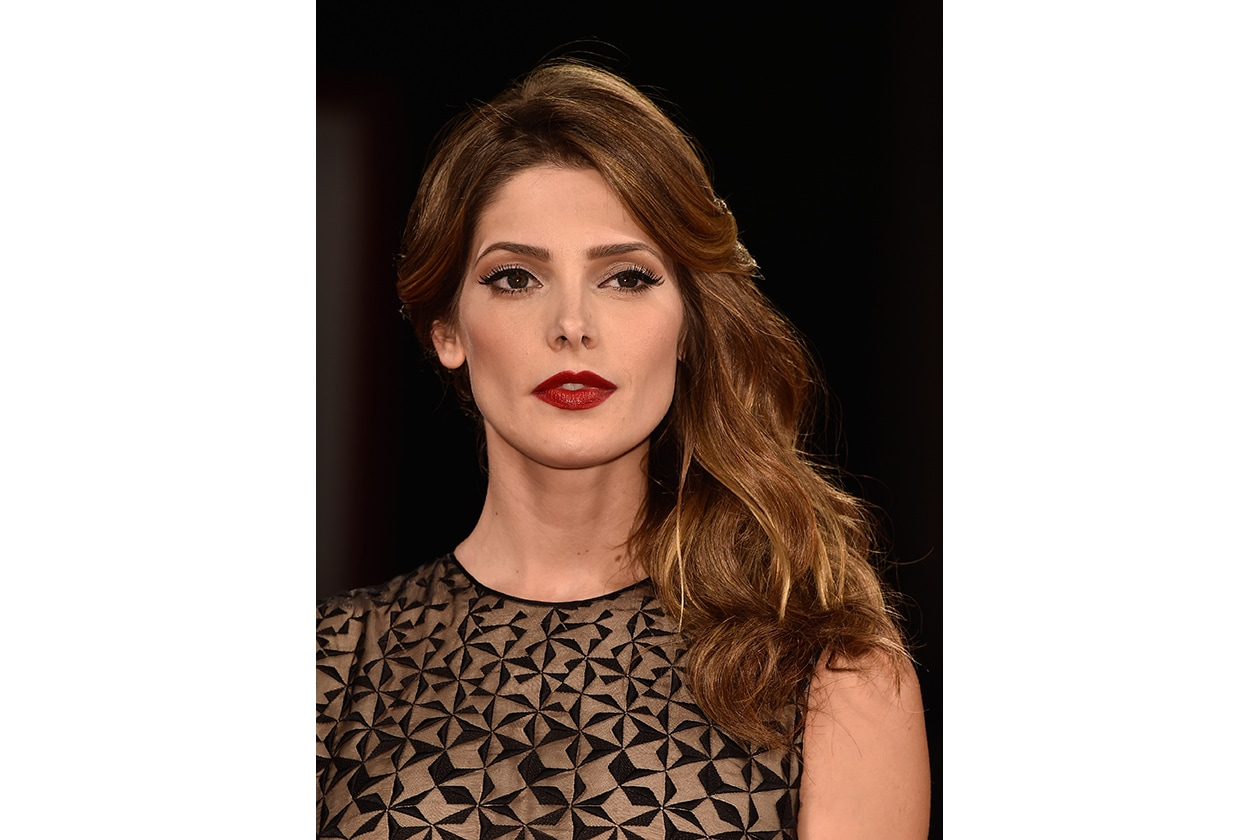 Ashley Greene: il makeup retrò