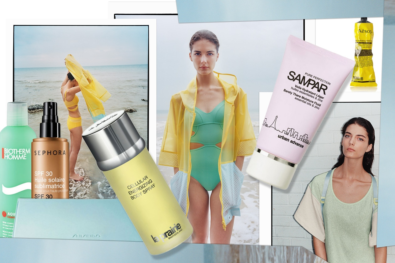 Beauty Light Beauty Routine Summer 00 Cover collage