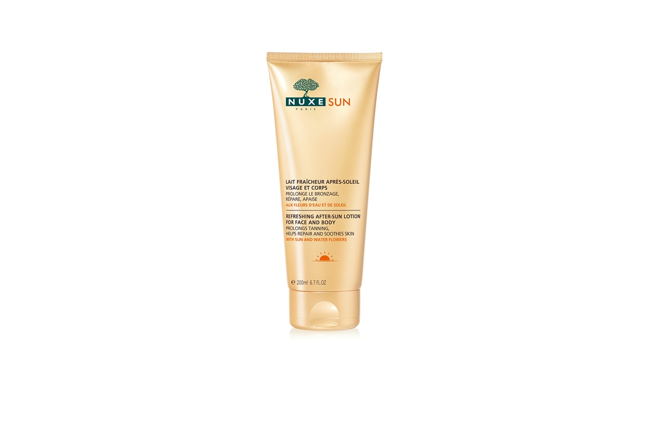 Beauty Mantenere abbronzatura NUXE SUN Refreshing After Sun Lotion 200ml 1399544711