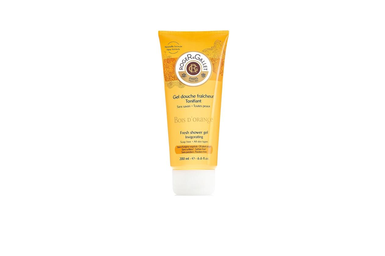 Beauty Mantenere abbronzatura Roger amp Gallet Bois De Orange Shower Gel 200ml 1365756475.png