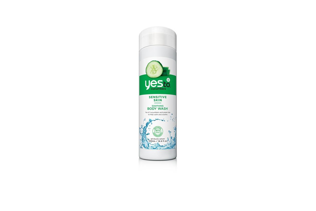 Beauty Mantenere abbronzatura Yes To Cucumbers Body Wash 500ml 1400088888
