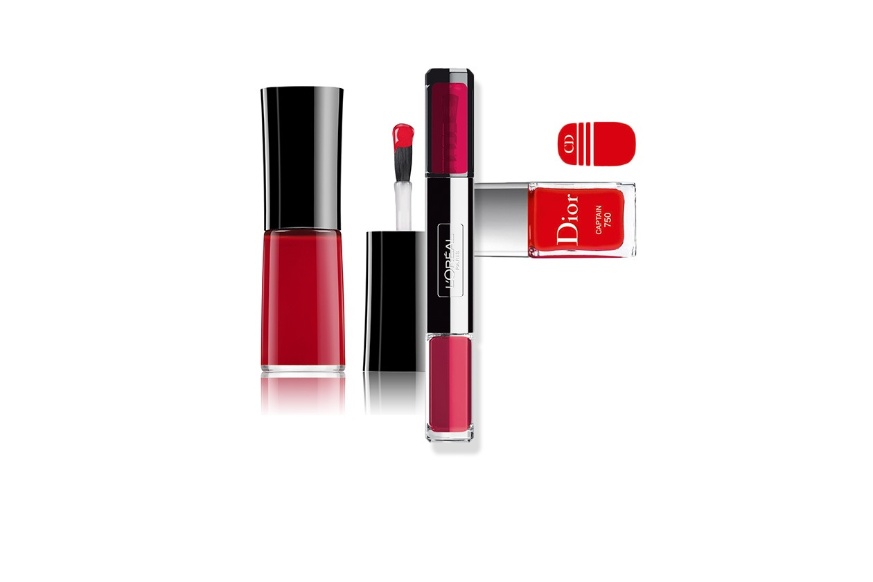 Beauty Rita Ora 9 full rubyred smalto