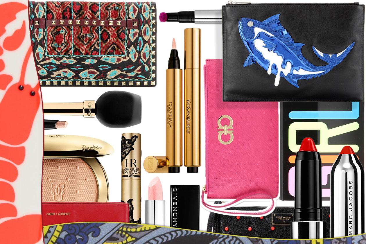 Beauty make up da pochette 00 Cover collage