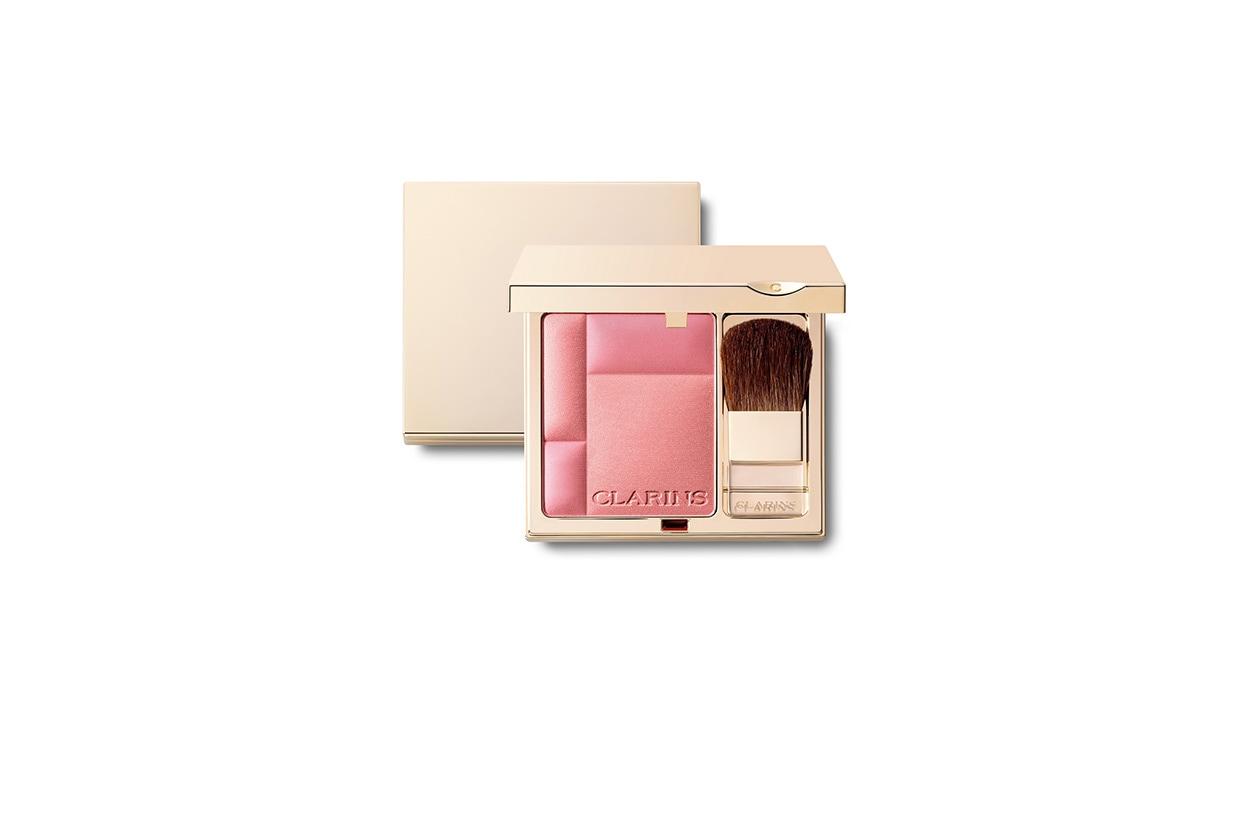 Beauty make up da pochette clarins blush prodige